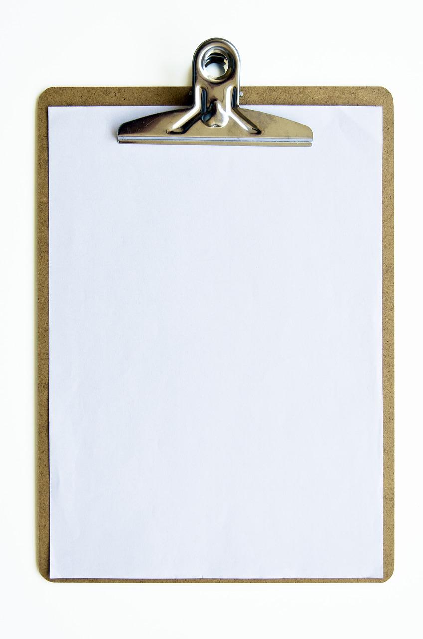 Make a perfect moving checklist