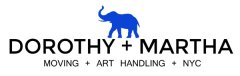 Dorothy & Martha Moving NYC Logo