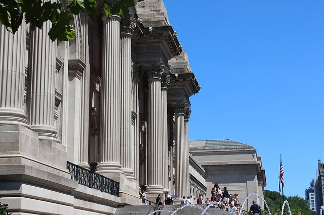 Metropolitan Museum of Art is one of the top places for art lovers in New York City
