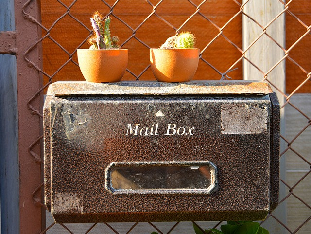 A mailbox - our Fort Greene movers can help you change your address quickly and efficiently.
