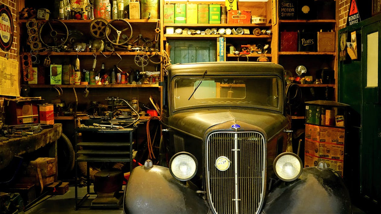 How to pack your garage with ease?