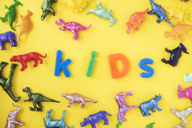 Kid's toys.