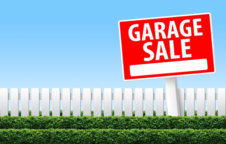 Successful Pre-Move Garage Sale