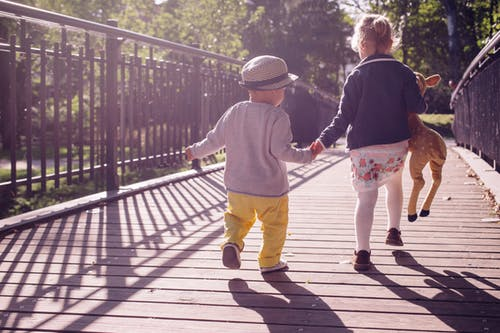 The younger your children are, the better they'll be able to adjust after moving