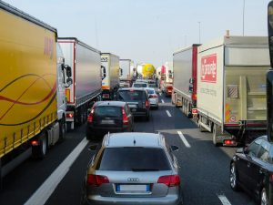 Moving in the off-peak season helps you avoid traffic jams.