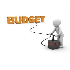 pay attention to the budget