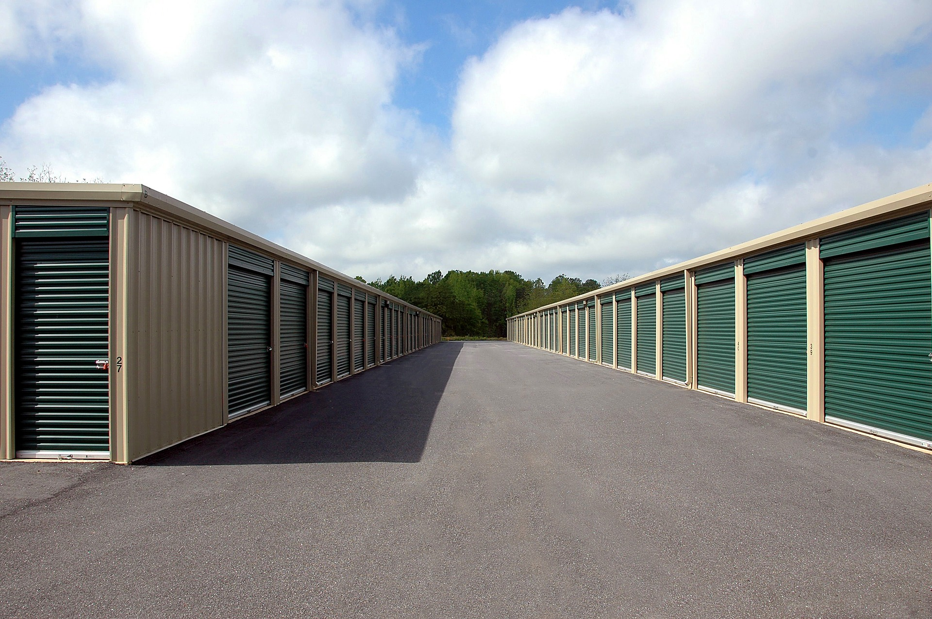 Long-term Storage Units