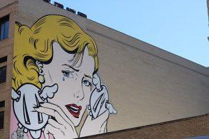 street-art graffiti wall