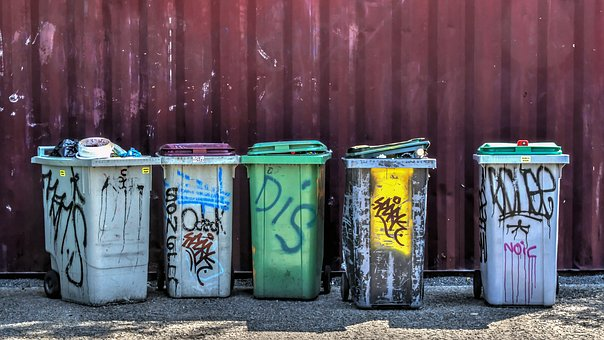 Cleaning out your residential junk before the local move