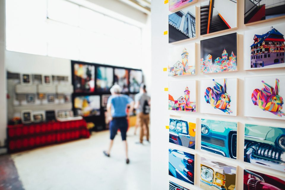 Best art galleries in Brooklyn to visit