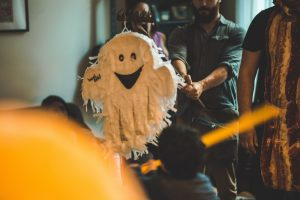 Families experience a Brooklyn Halloween
