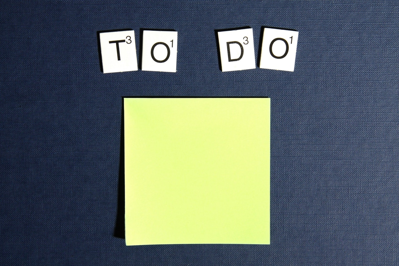 Moving to-do list
