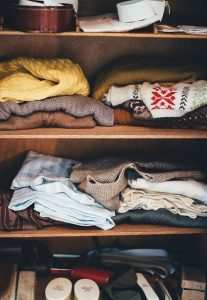 Before you pack your clothes for moving, assess your closet.