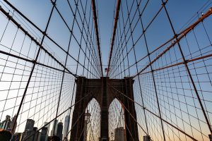 There are many facts about the Brooklyn Bridge that are fascinating.