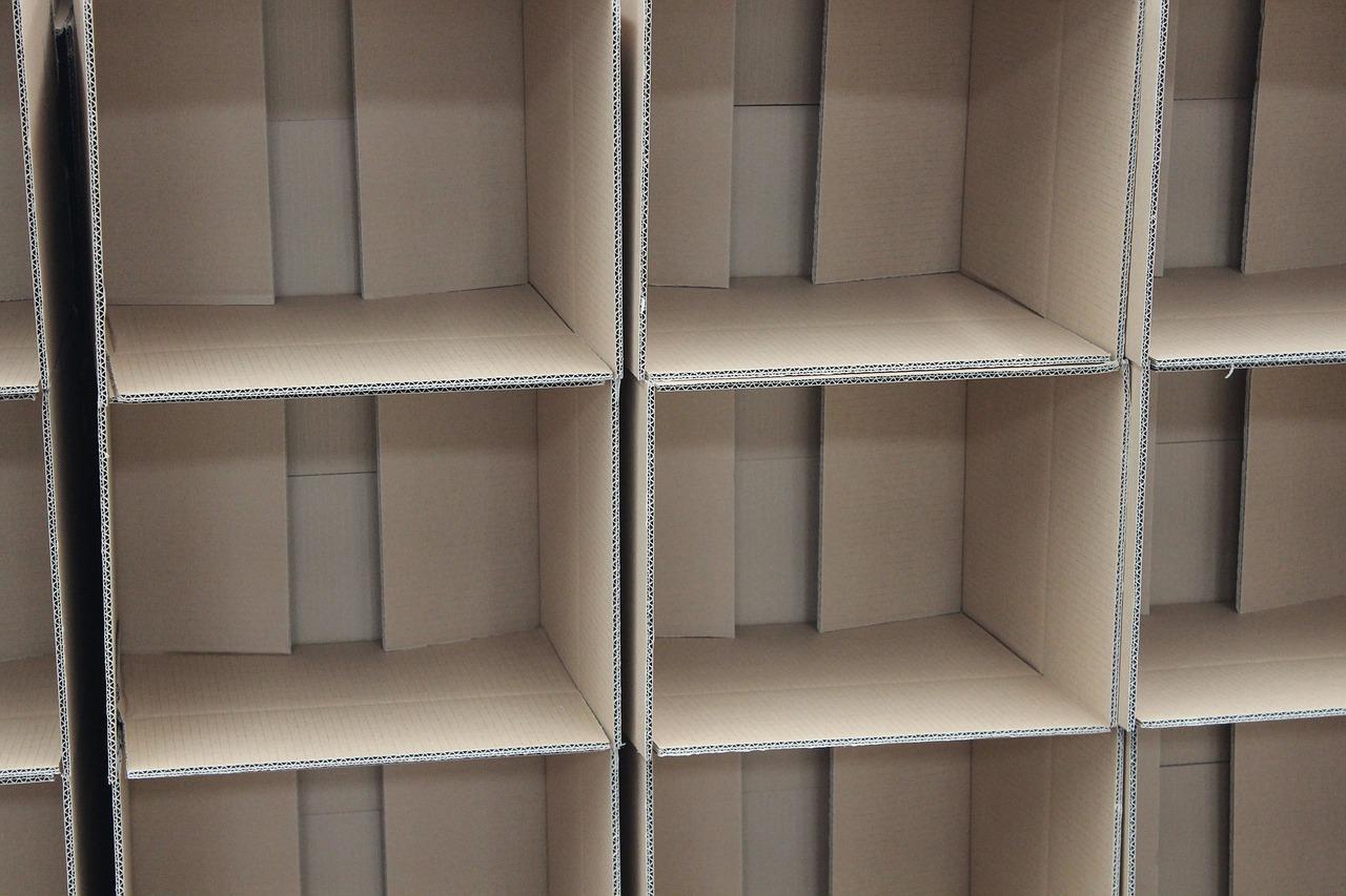 Cardboard Dividers