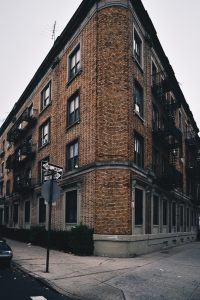 building in Brooklyn