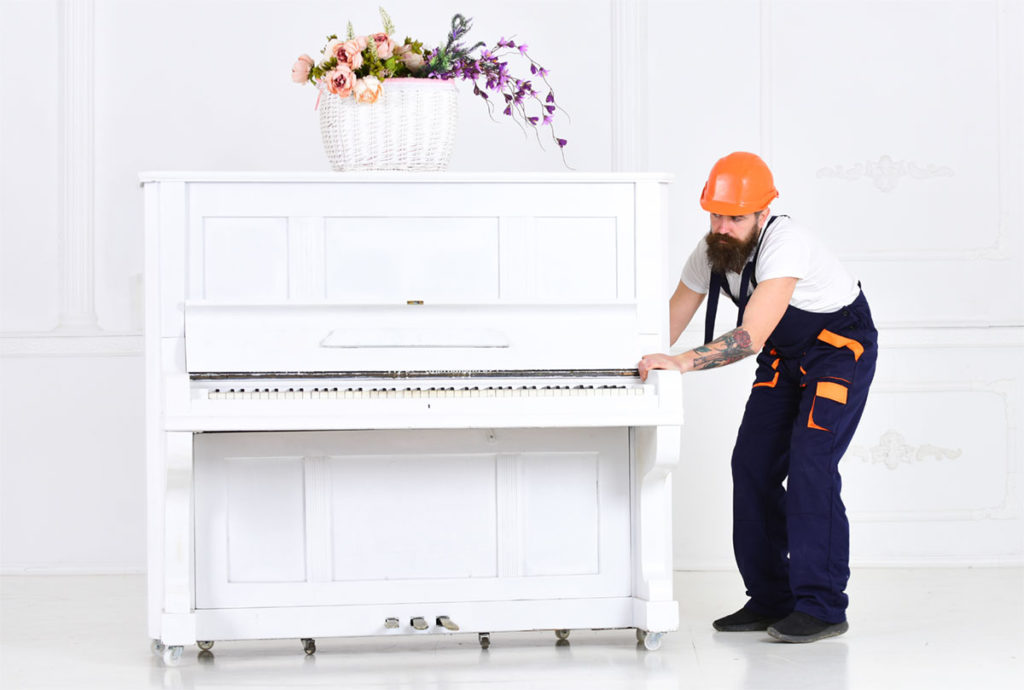 Hire Professionals for Moving a Piano Safely