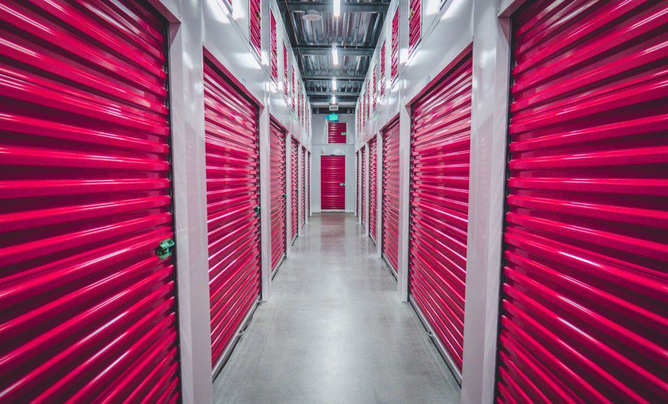 Climate-controlled Storage Unit
