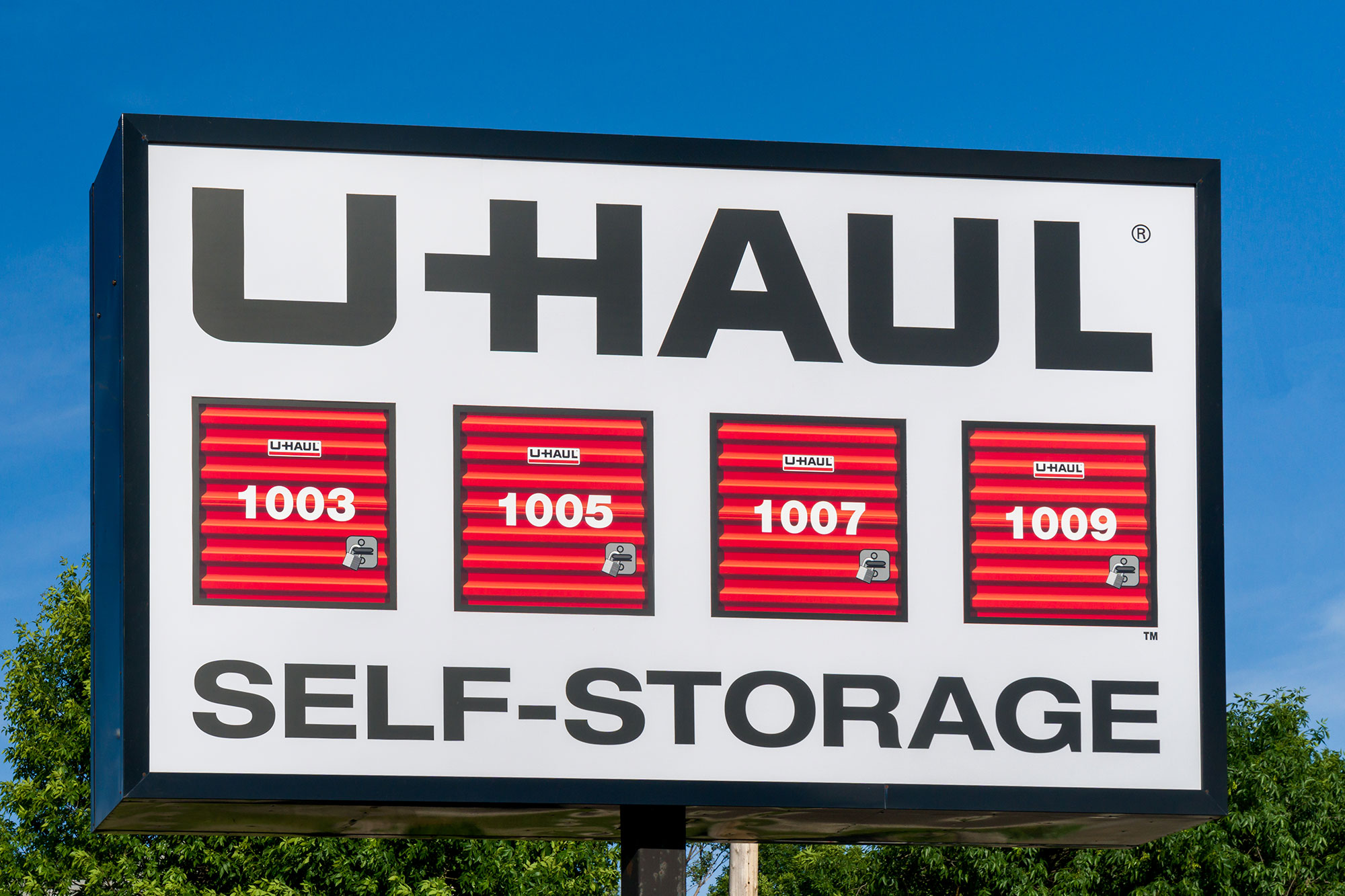 Check for Free Moving Boxes at U-Haul Stores