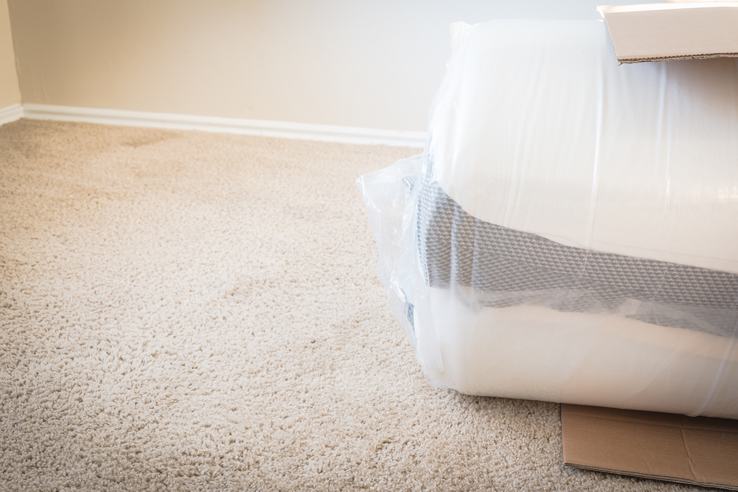 Roll-packed Spring Mattresses