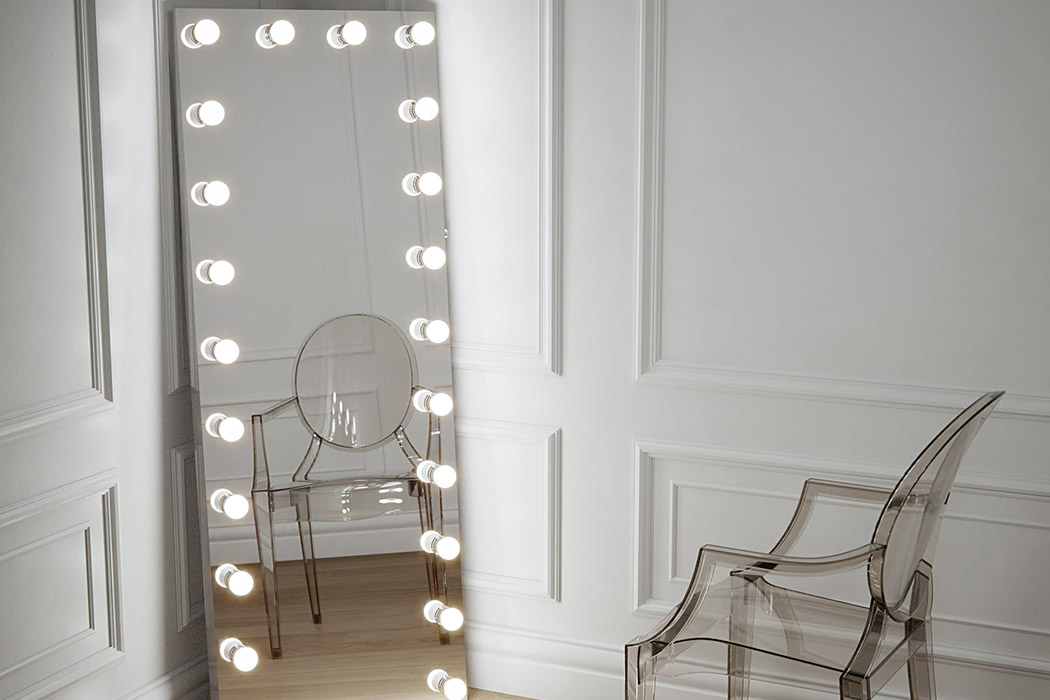 A Big Mirror Ready For Packing And Moving