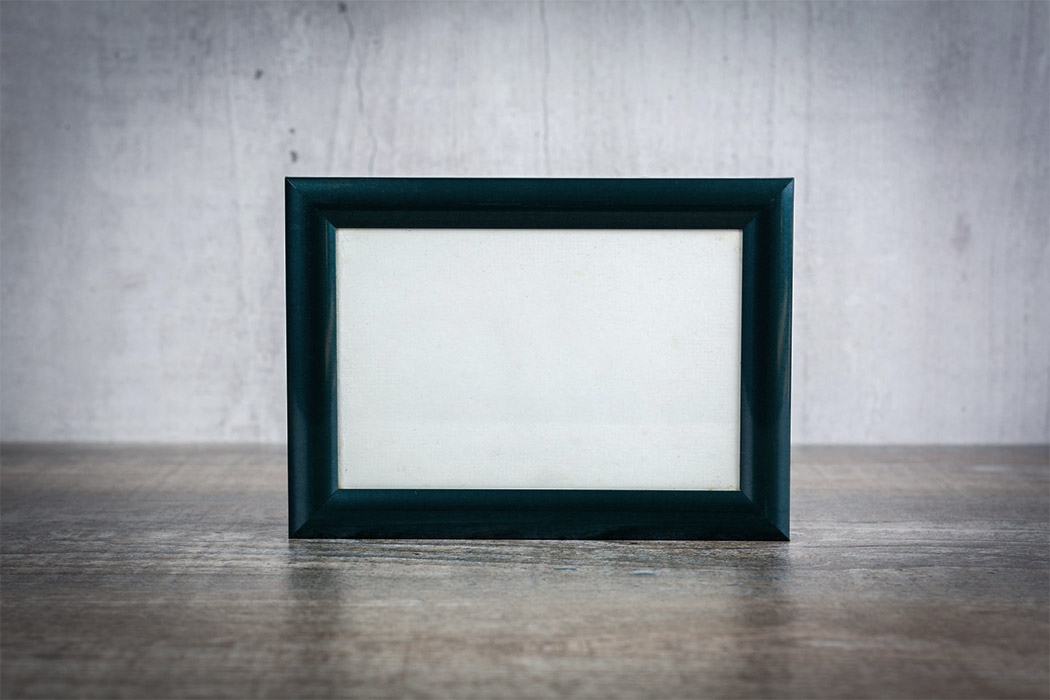 A Wooden Frame For Pictures