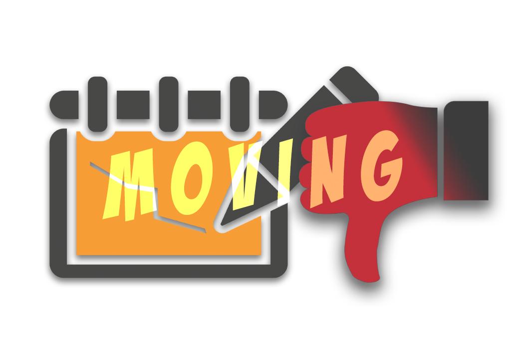 Non-allowable Moving Checklist