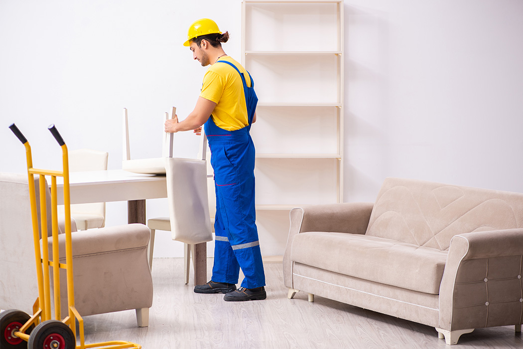 Why You Need Furniture Padding When Moving