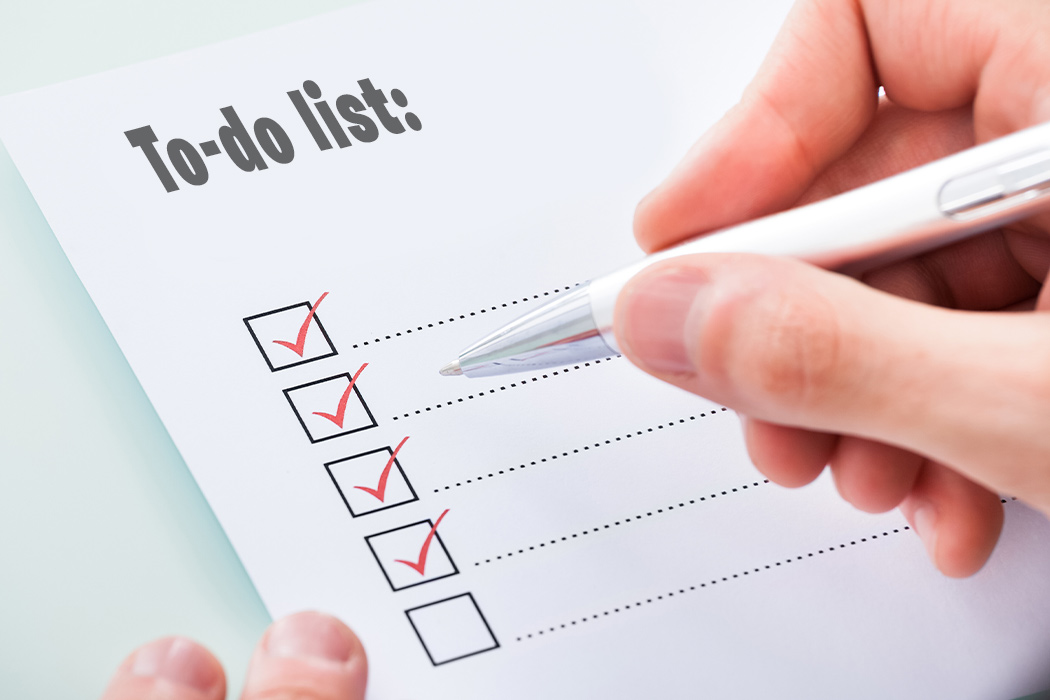 8 Tasks to Include In Your Moving To Do List